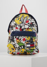 Tommy Hilfiger - LOONEY TUNES BACKPACK - Rugzak - blue - 0