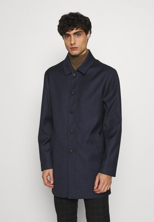 SLHASHFORD FLEX COAT - Classic coat - blueprint/ black