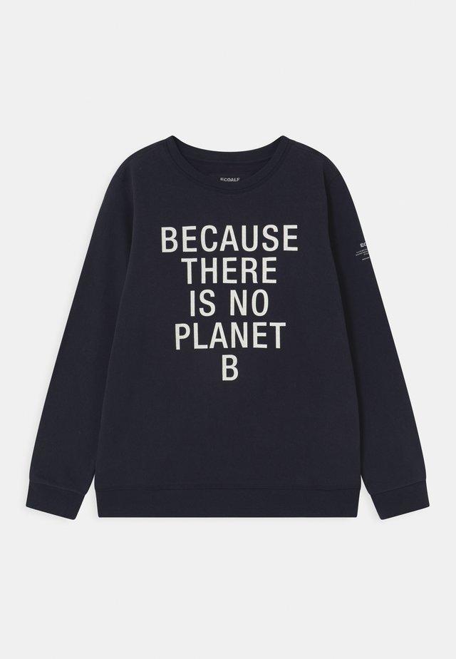 CLASSIC BECAUSE - Sweater - midnight navy