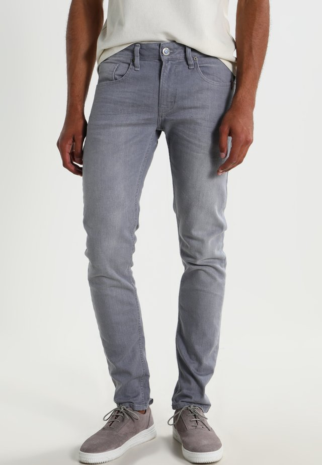 SHIELD - Slim fit -farkut - grey used
