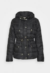 MICHAEL Michael Kors - LOGO PUFFER - Down jacket - black - 4
