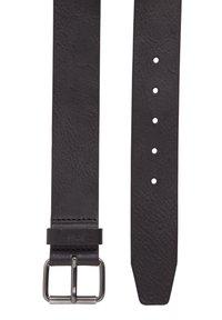 BOSS - SERGE - Belt - black - 4