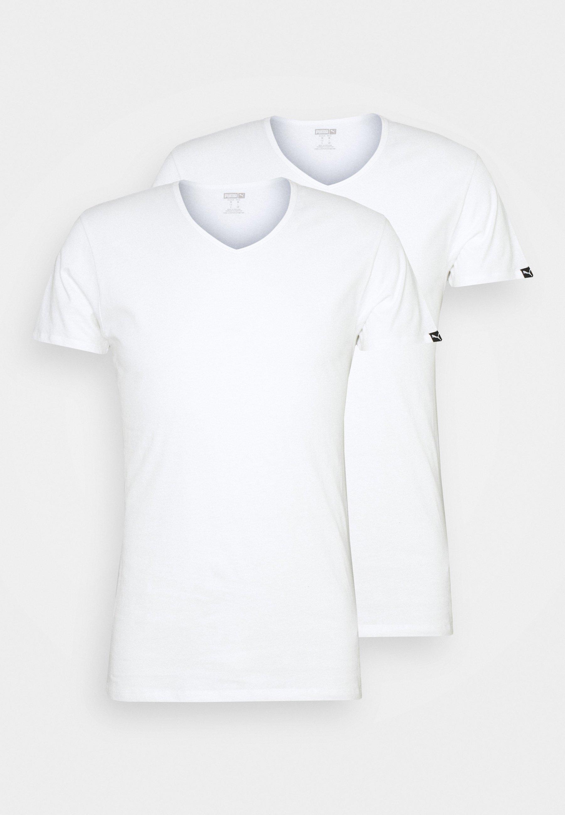 Herren BASIC  VNECK 2 PACK - Unterhemd/-shirt