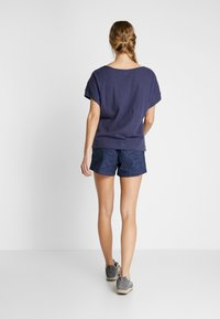 Columbia - SUMMER CHILL SHORT - Sports shorts - nocturnal wispy bamboos - 2