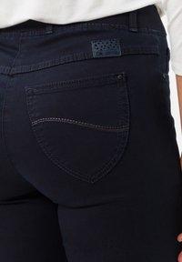 BRAX - STYLE LAVINA - Slim fit jeans - dark blue - 4