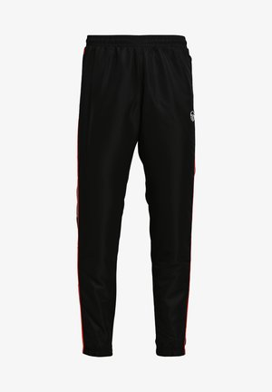 ALABAMA PANTS - Tracksuit bottoms - anthracite  flame scarlet
