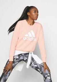 adidas Performance - BOS CREW - Sweatshirt - hazcor - 3