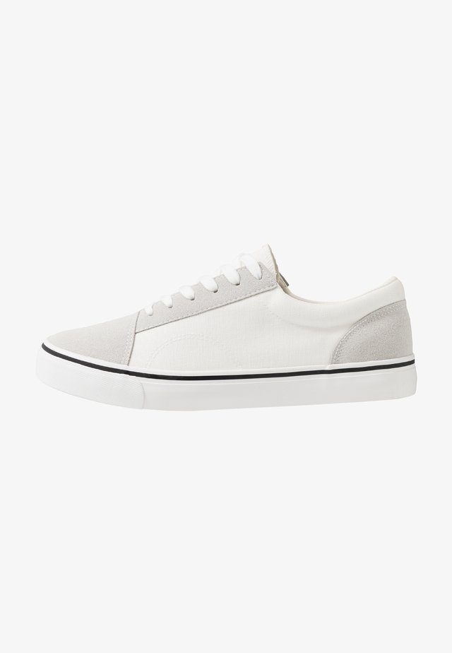 AXEL SHOE - Joggesko - white/grey