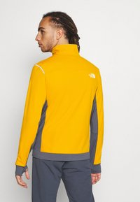 The North Face - SPEEDTOUR JACKET - Softshelljakke - summit gold/grey - 2