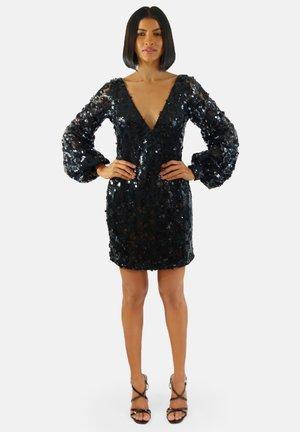 ECOLOGICALLY DARK - Cocktail dress / Party dress - black