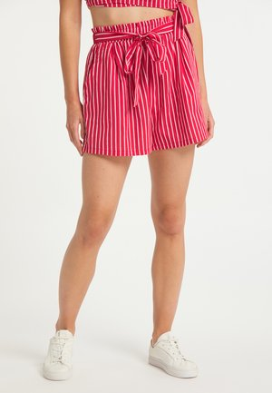 Shorts - rot weiss