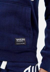 Woldo Athletic - Hoodie - blue - 4