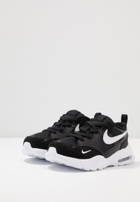 Nike Sportswear - AIR MAX FUSION UNISEX - Zapatillas - black/white - 3