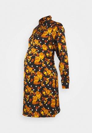 DRESS - Vestido ligero - ochre