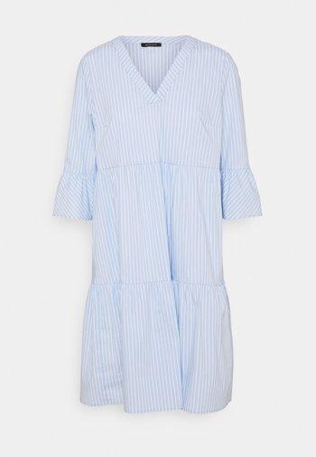 DRESS SHORT - Day dress - white/multicolor