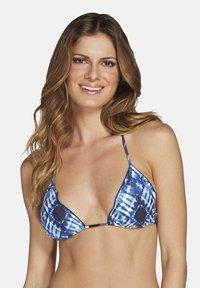 CIA MARÍTIMA - Bikini top - blue - 0