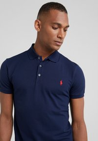 Polo Ralph Lauren - SLIM FIT MODEL - Poloshirts - french navy - 4