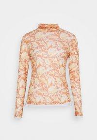 Maglietta a manica lunga - light copper