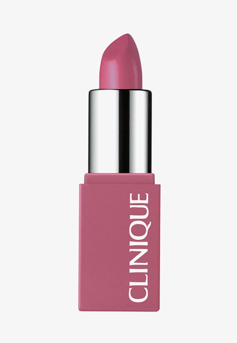 Clinique - POP LIP COLOUR + PRIMER - Lipstick - plum pop