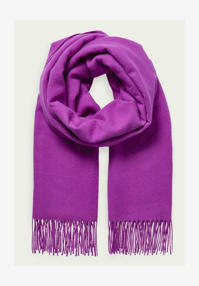 Sjal / Tørklæder - violet