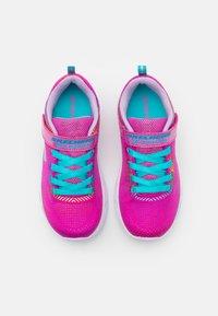 Skechers - LITEBEAMS - Sneakers laag - neon pink/multicolour - 3