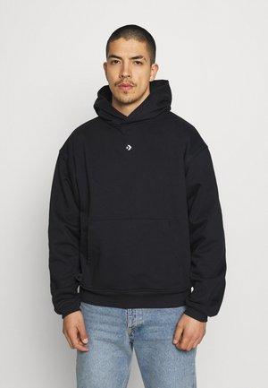 COURT READY HOODIE UNISEX - Sweater - black