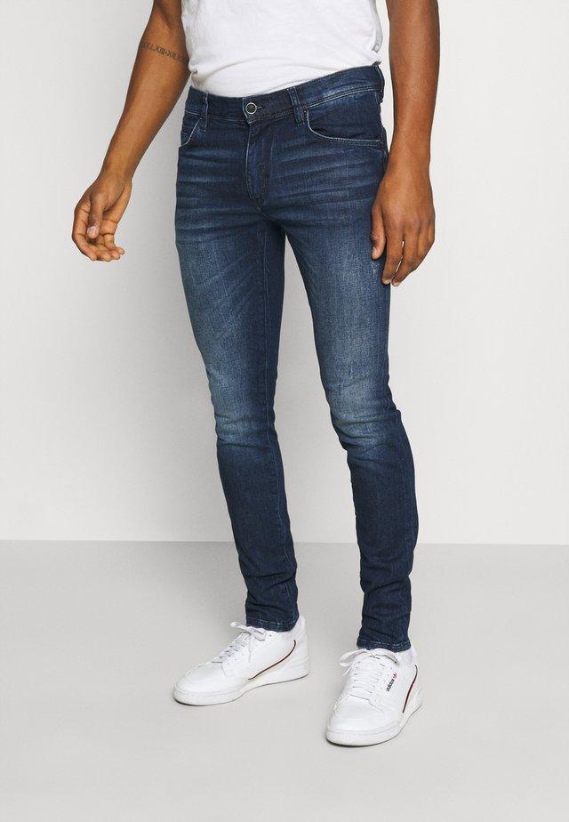 GILMOUR - Jeans Skinny Fit - blu denim