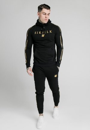 PRESTIGE - Sweat à capuche - black/gold