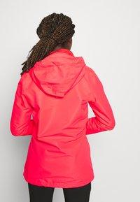 Regatta - HAMARA  - Regnjakke / vandafvisende jakker - neon pink - 2
