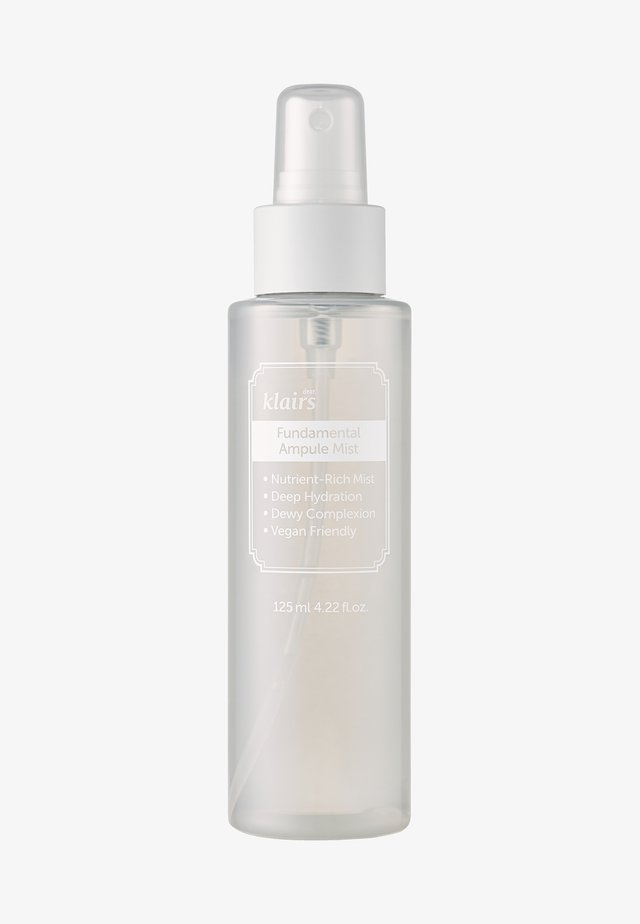 FUNDAMENTAL AMPOULE MIST - Anti-Aging - -