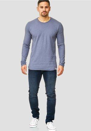 LONGSLEEVE WILLBUR - Long sleeved top - blue