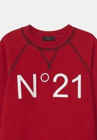 N°21 - UNISEX - Sweatshirt - red - 2