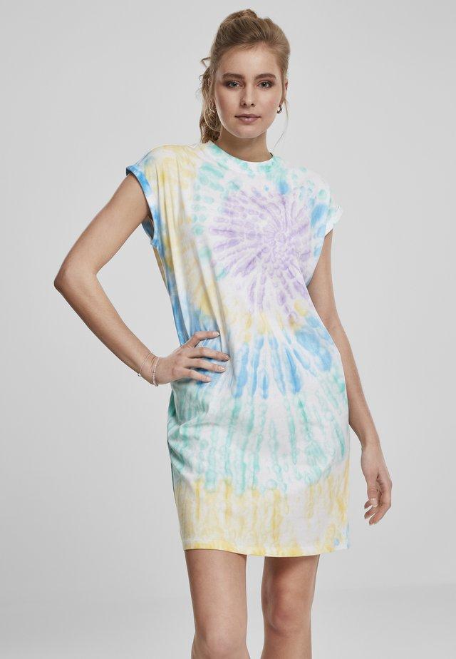 Vestido ligero - aqua blue