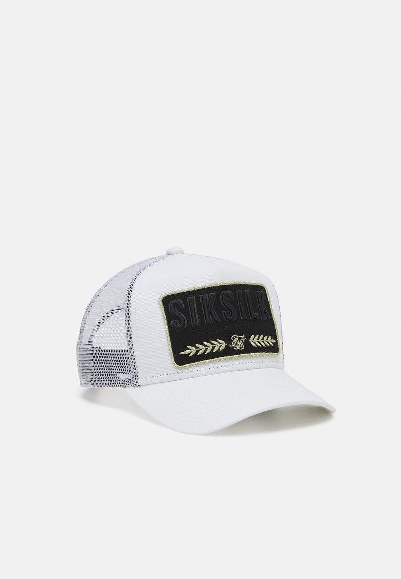 SIKSILK - REEF TRUCKER - Cap - white