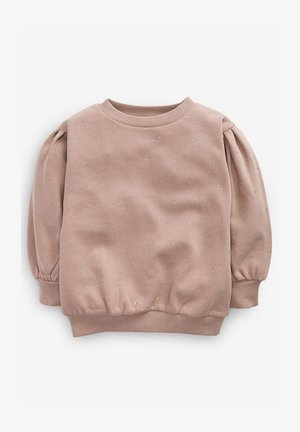 Sweatshirt - light brown
