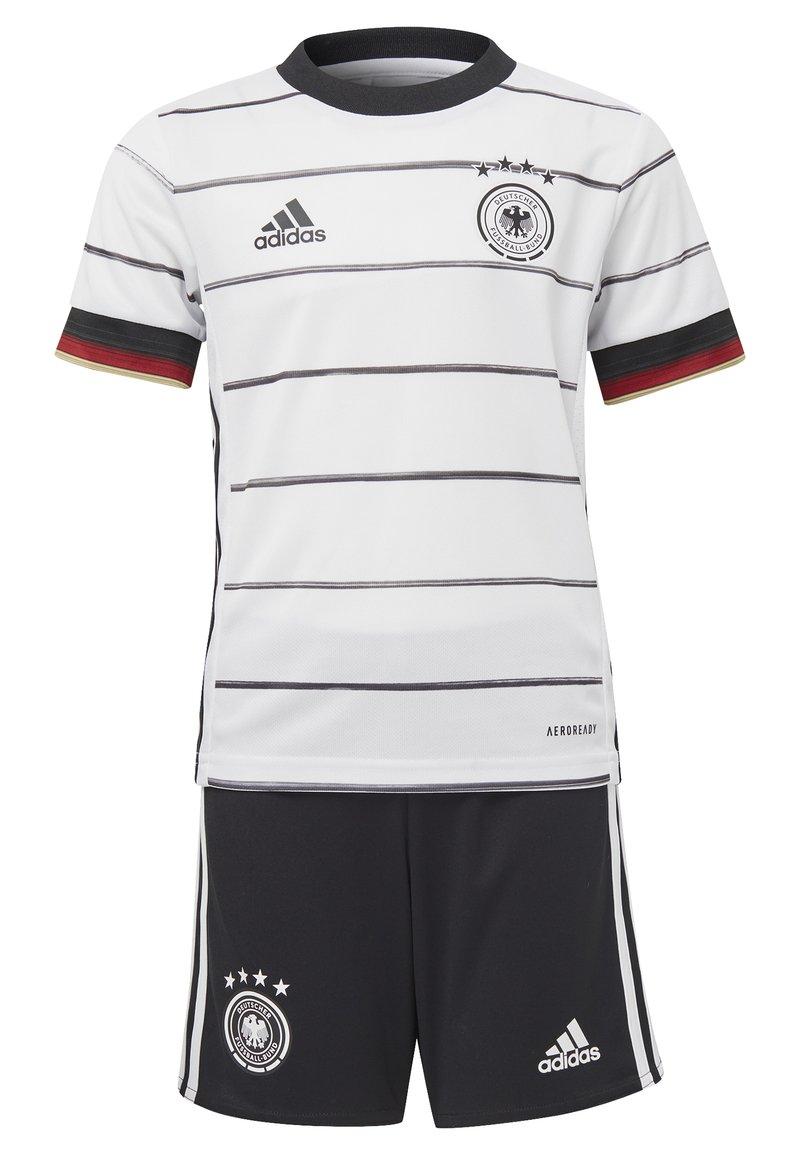 adidas Performance - DEUTSCHLAND DFB HEIMTRIKOT MINI - Oblečení národního týmu - white/black