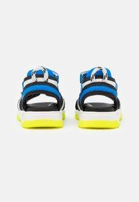MSGM - UNISEX - Sandals - blue/white - 2