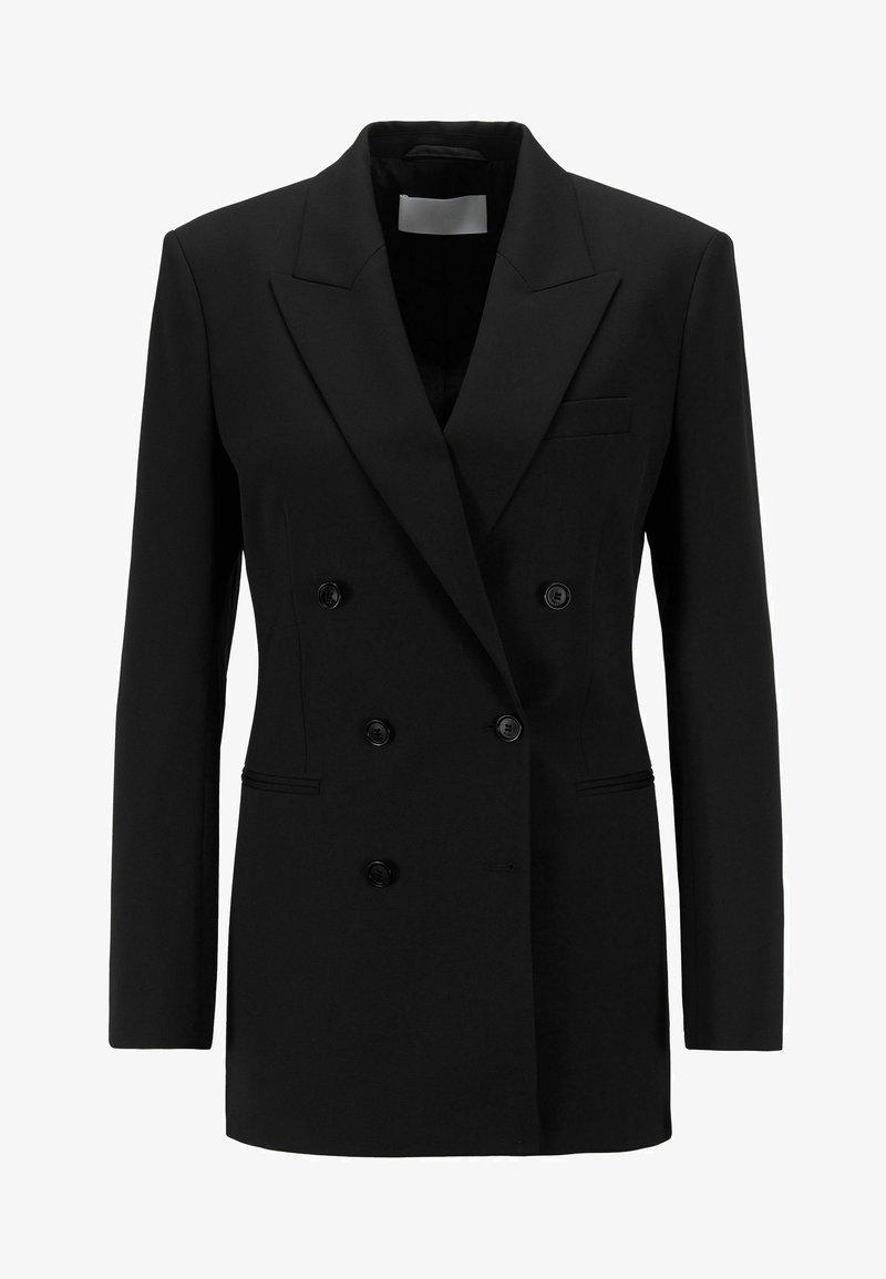 BOSS - Manteau court - black