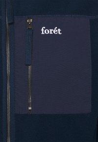 forét - SILENCE JACKET - Fleece jacket - navy - 2