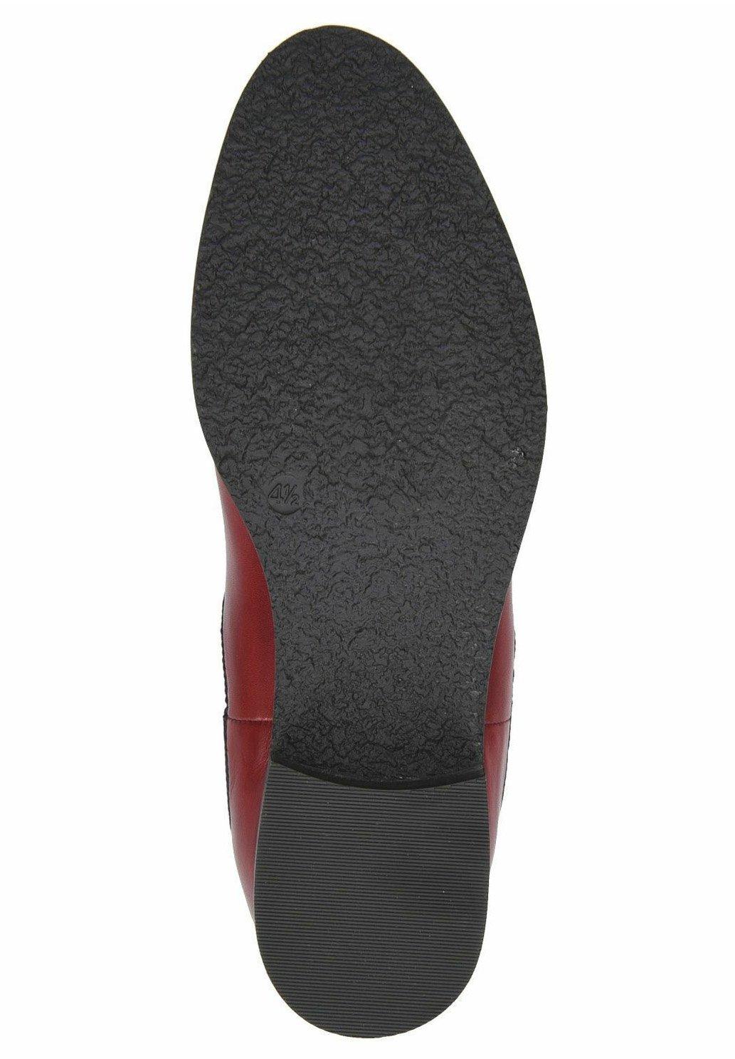 Caprice CHELSEA BOOT - Nilkkurit - rosso nappa - Naisten kengät LDYw1