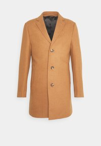 Isaac Dewhirst - Classic coat - camel - 4