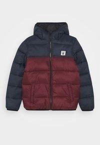 Element - ALDER AVALANCHE BOY - Zimní bunda - vintage red - 0
