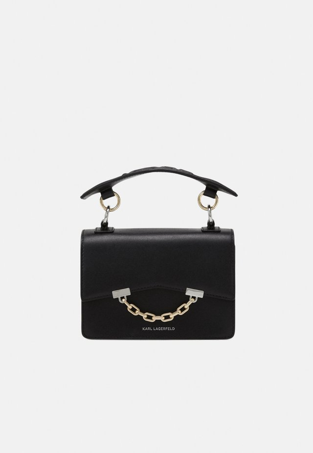 SEVEN MINI SHOULDERBAG - Sac à main - black