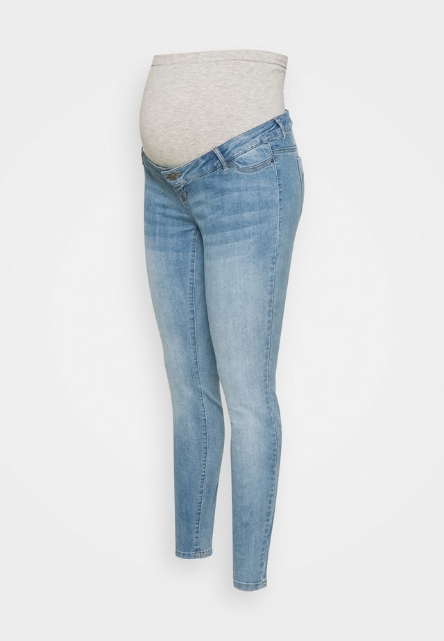 MLJULIA - Jeans slim fit - light blue denim