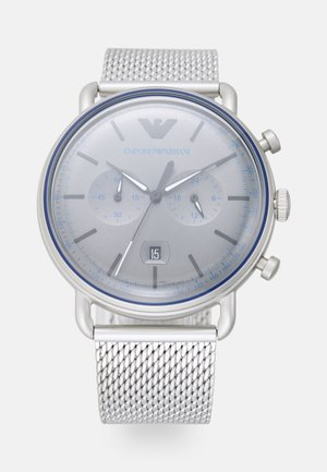 Chronograph - silver-coloured