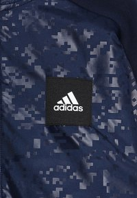 adidas Performance - ID COVER UP - Mikina na zip - collegiate navy/gold - 4