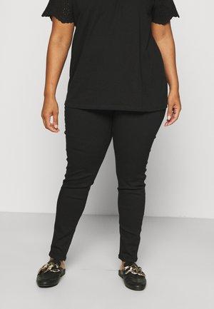IESI - Slim fit jeans - black
