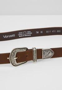 Vanzetti - Belt - braun - 4