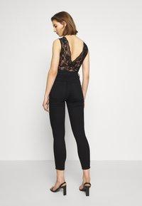 ONLY - ONLOPTION LIFE SUPER - Jeans Skinny Fit - black - 2