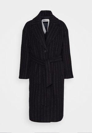 ALLY - Classic coat - navy